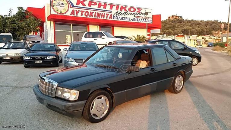 Mercedes-Benz 190 '92 1.8 ΜΕ ΟΡΟΦΗ