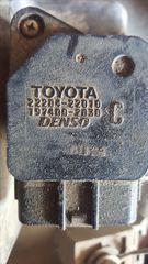 Toyota corolla 02-05mod metritis mazas aera denso(22204-22010)(197499-2030)