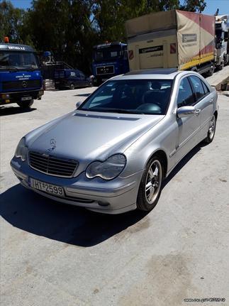Mercedes-Benz C 200 '03 Kompressor