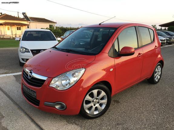 Opel Agila '09 1.2 16V  ΠΡΟΣΦΟΡΑ ΕΒΔΟΜΑΔΟΣ