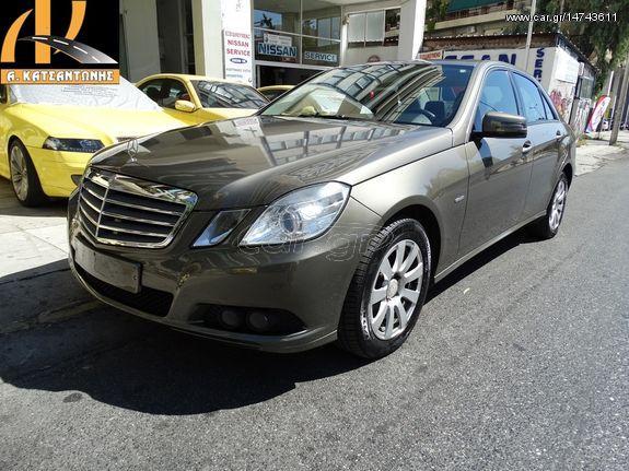 Mercedes-Benz E 200 '09 CDI DIESEL AYTOMATO