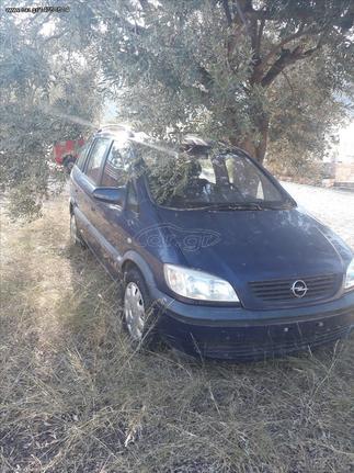 Opel Zafira '03