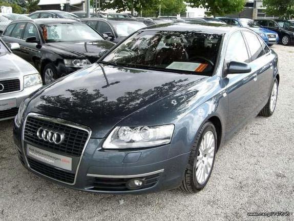 Audi A6 '05 3.0TDI