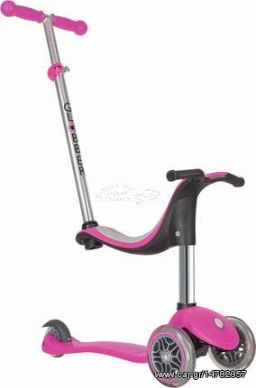 Globber '21 Globber Scooter Go Up Sporty Deep Pink