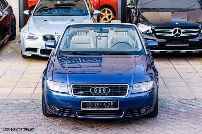 Audi A4 '05 CABRIOLET TURBO QUATTRO