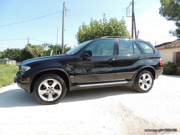 Bmw X5 M '06 SPORT PACKET PANORAMA