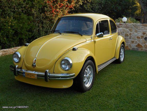Volkswagen Beetle '72 1303 σκαραβαιος ΗΜΙΑΥΤΟΜΑΤΟ