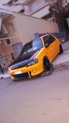 Peugeot 106 '02 RALLYE 1600 122ps