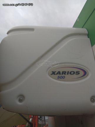 Φορτηγό Έως 7.5τ ψυγείο '03  ZANOTTI FZ348