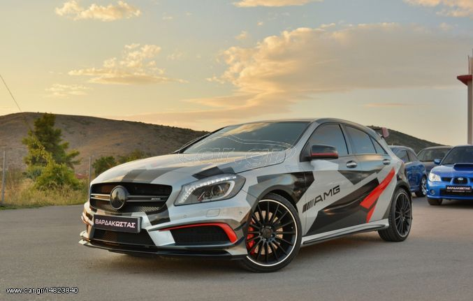 Mercedes-Benz A 45 AMG '14 EDITION-1 Camouflage 17.000klm
