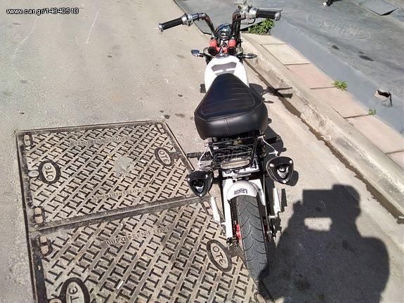 Μοτοσυκλέτα αλλο '09 MONKEY