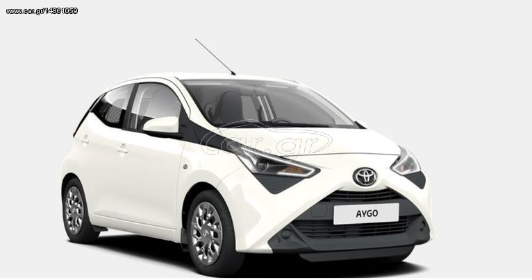 Toyota Aygo '21 X-PLAY TOUCH