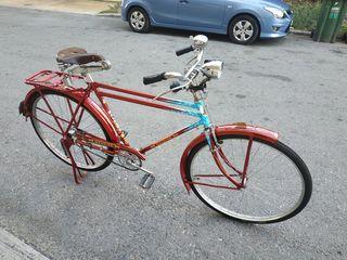 Raleigh '50
