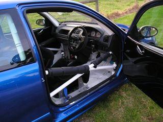 Ταπετσαρίες MG ZR (αγωνιστική χρήση)