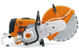 TS 800 STIHL  Εξαιρετικά δυνατός αρμοκόφτης 5,0 kW (355 mm)