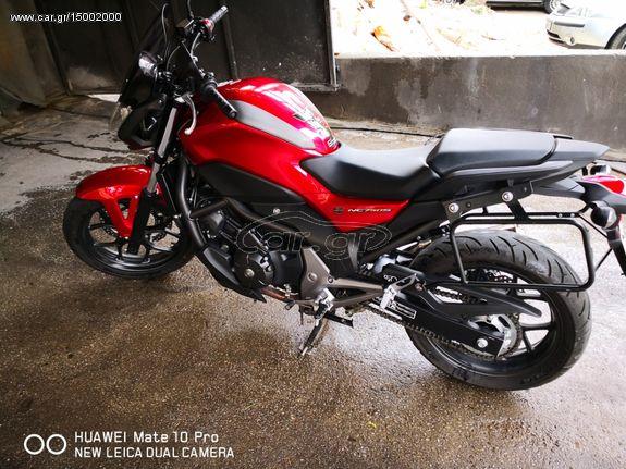 Honda NC 750 '16 Honda NC 750S