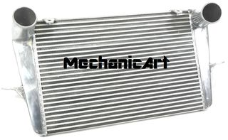 UNIVERSAL INTERCOOLER  850x400x45  σωλήνωσή 76''