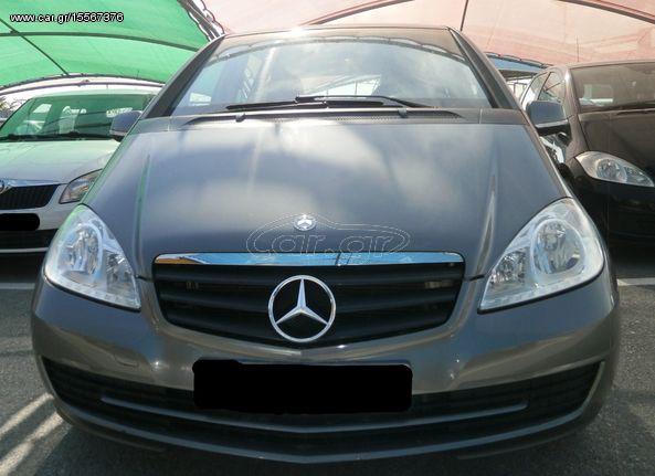 Mercedes-Benz A 160 '12 * ΑΥΤΟΜΑΤΟ  * ΕΛΛΗΝΙΚΟ *