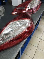 Porsche Panamera πίσω φώτα !!!
