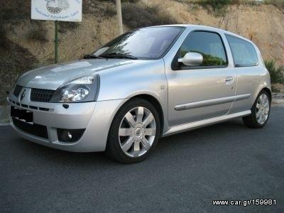 Renault Clio '04 SPORT 2.0