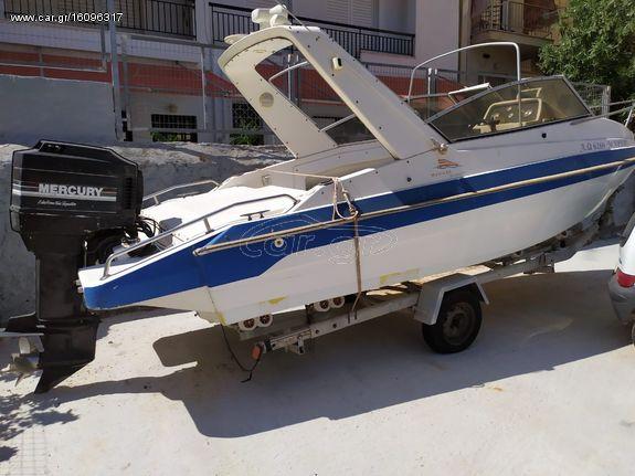 Σκάφος βάρκα/λεμβολόγιο '95