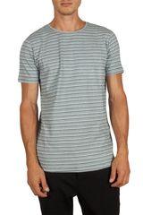 Anerkjendt Hilo t-shirt πράσινο-λευκό - 9417318