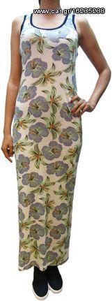 Bellfield maxi φλοράλ φόρεμα Ana - 590915