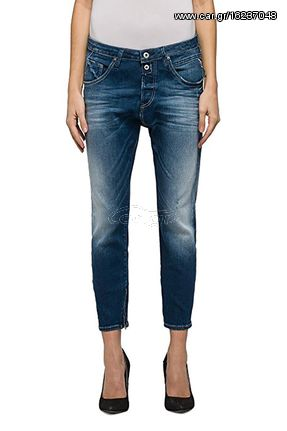 Replay Pilar ankle zip boyfriend jeans - wba698-00097c163-009