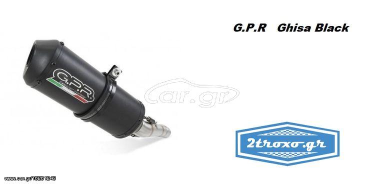 Gpr Eξάτμιση Τελικό Ghisa Black Triumph Sprint RS 955 1998 - 2002