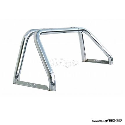 ROLL-BAR  TOYOTA HILUX REVO 2016+