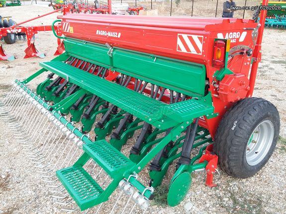Γεωργικό σπαρτικά '19      AGRO-MASZ       SR-350