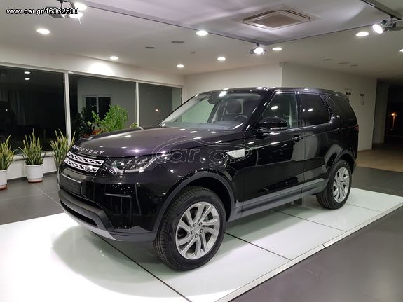 Land Rover Discovery '17 7θεσιο HSE