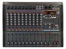 Audio Master PR12D Αυτοενισχυόμενη Κονσόλα 12 Καναλιών Class D, Ισχύος 2 x 600Watt RMS/4Ω-thumb-0