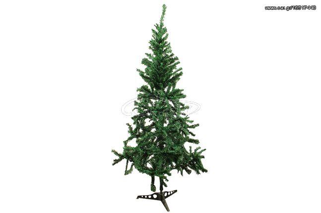 Δέντρο Χριστουγεννιάτικο 180 εκ. με 440 κλαδιά χρ. πράσινο - KESKOR 511415