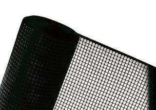 A&D Tools PLE-ΜΑΥ-1 Μαύρο Πλαστικό Προστατευτικό Πλέγμα (1x50m)