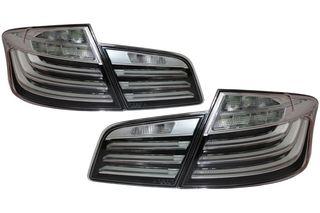 ΟΠΙΣΘΙΑ ΦΑΝΑΡΙΑ LED Taillights M Performance BMW 5 Series F10 (2011-2017) White Line LCI Design