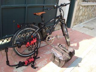 Ποδήλατο ηλεκτρικά ποδήλατα/scooter '15 Wisper Works 905 se City S