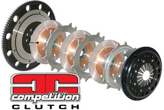 Competition Clutch τρίδισκο-πλατό-βολάν για Mitsubishi EVO 7/8/9