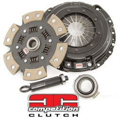 Competition Clutch δίσκο-πλατό Stage 4 για Mitsubishi GTO/3000GT (6G72TT)