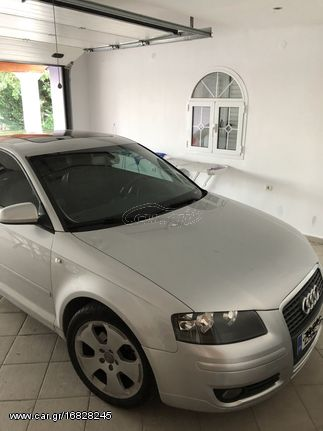 Audi A3 '06 FULL EXTRA