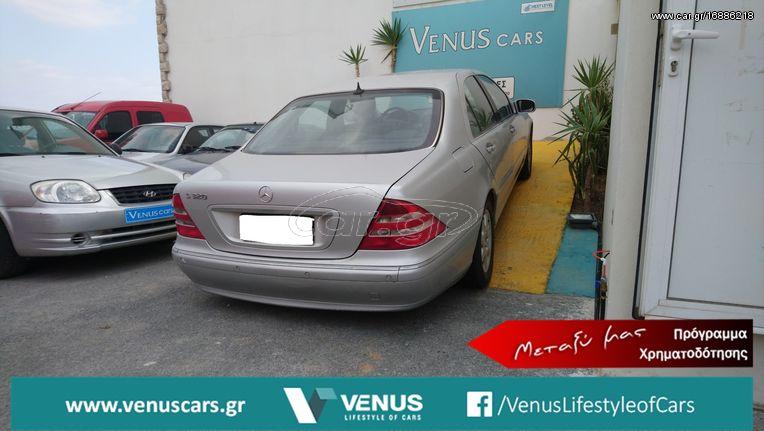 Mercedes-Benz S 320 '02