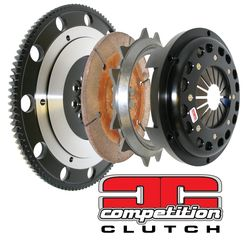 """Competition Clutch δίσκο-πλατό-βολάν """"White Bunny kit"""" για Nissan Silvia/S13/S14/180SX/200SX/Pulsar/Sunny/N14 (SR20DET, 5speed)"""