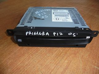 NISSAN PRIMERA P12 02'-08'   Ράδιο-CD