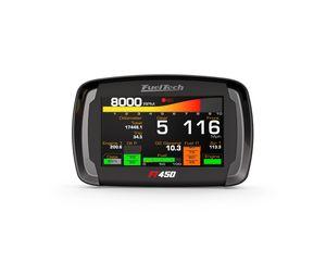 "Fueltech FT450 digital dash display 4,3"" + ECU (άγραφος εγκέφαλος)"