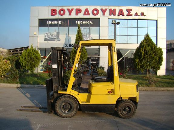 Hyster '04 H2.50XM