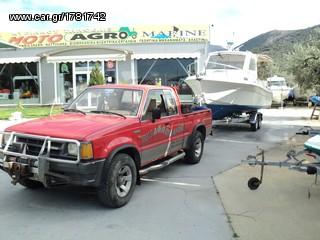 Σκάφος fly / yachts '06 PARKING σκαφών  ΘΑΣΟΣ