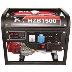 Γεννήτρια βενζίνης PLUS HZB 1500 τετράχρονη με σχοινί 3Hp - 1.5KVA - GENERAL  TRADE  TSELLOS