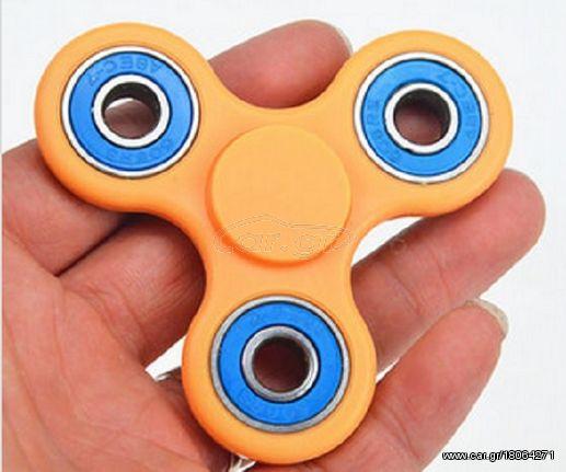 Τηλεκατευθυνόμενο αλλο '21 Ceramic Fidget Hand Spinner EDC Attention Stress Relief Toys Fin