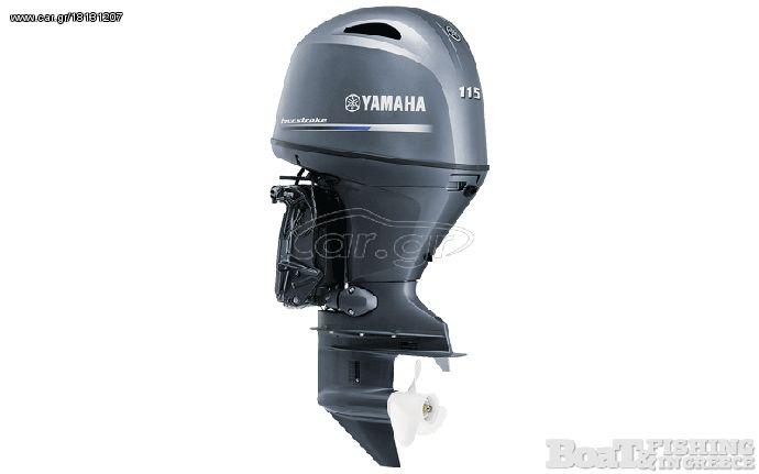 Yamaha '20 F115BETL