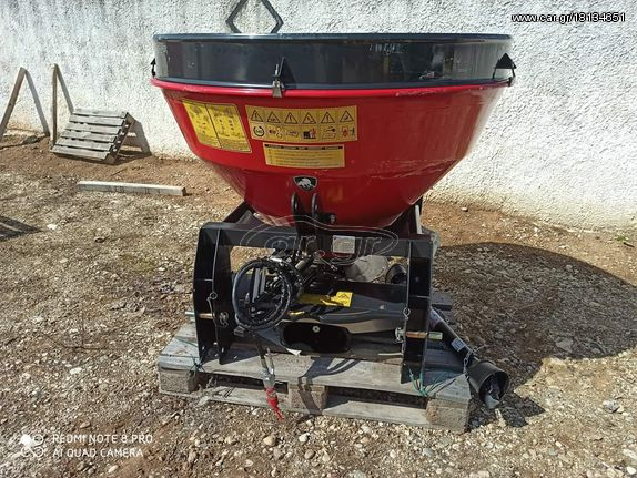 Γεωργικό λιπασματοδιανομέας '21 CAVALLO 733R ITALY 780LT